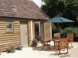Self-catering holiday cottages at Lacock near Bath